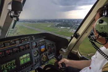UR-CWC - Ukraine - UkSATSE Bell 430