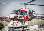 PP-EOJ - Brazil - Military Police Eurocopter AS350 Ecureuil / Squirrel aircraft
