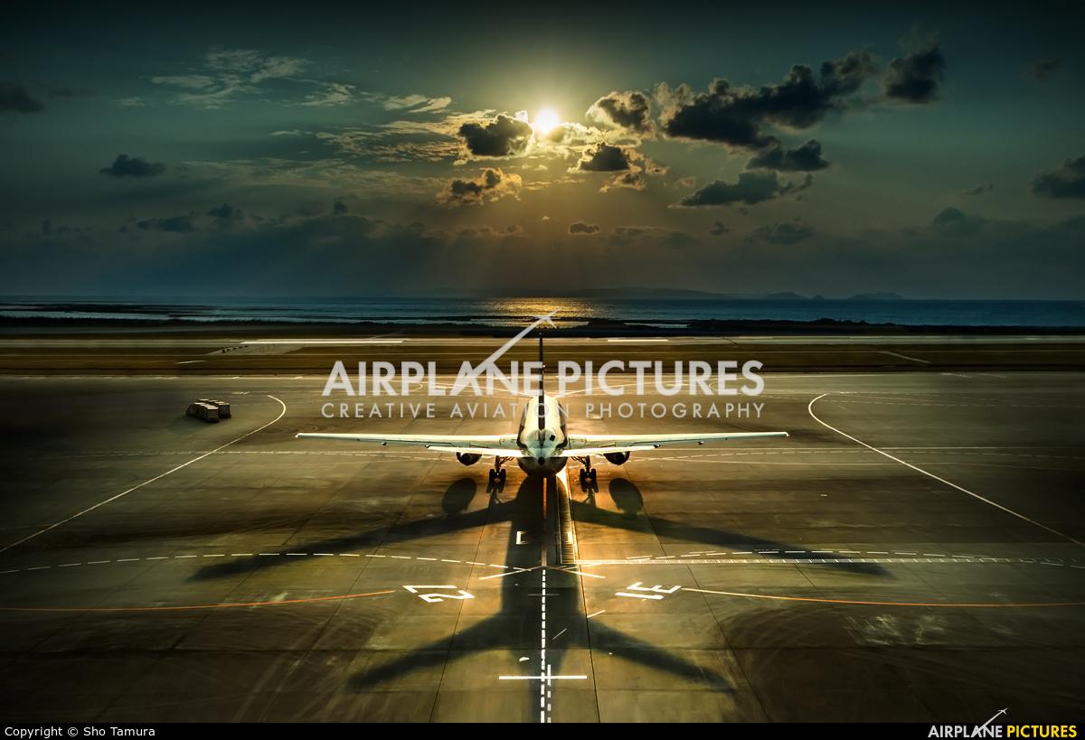 ANA - All Nippon Airways JA8971 aircraft at Naha