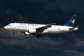 EI-DSW - Air One Airbus A320