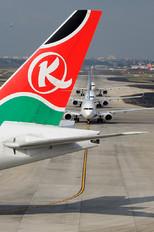 5Y-KYZ - Kenya Airways Boeing 777-200ER