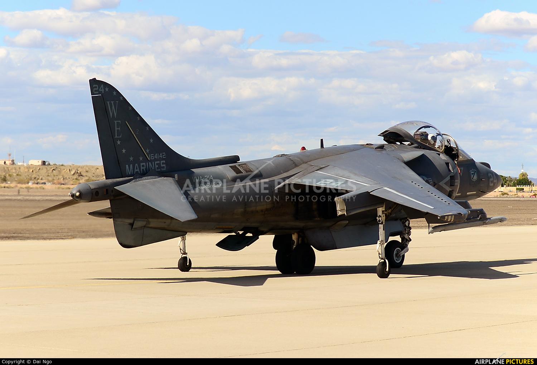 USA - Marine Corps 164142 aircraft at Yuma