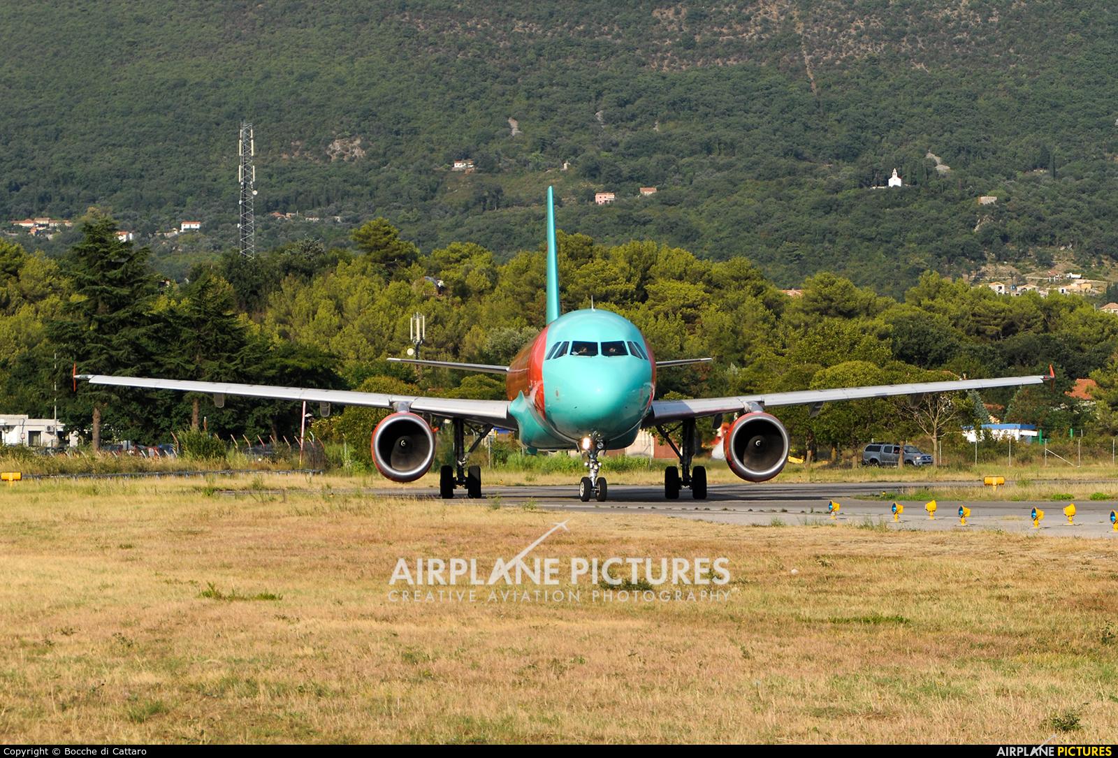 Windrose Air UR-WRM aircraft at Tivat