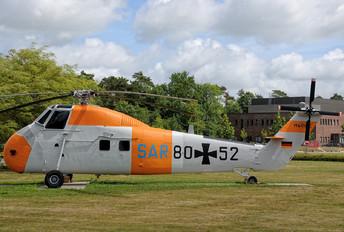 80+52 - Germany - Navy Sikorsky H-34G