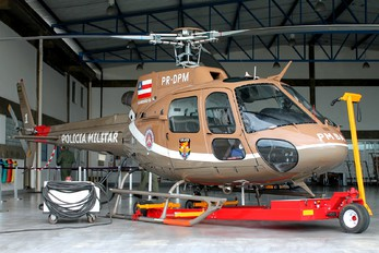 PR-DPM - Brazil - Military Police Eurocopter AS350 Ecureuil / Squirrel