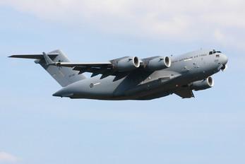 A41-209 - Australia - Air Force Boeing C-17A Globemaster III