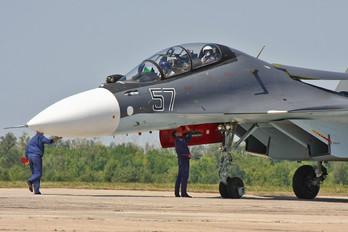 57 - Russia - Air Force Sukhoi Su-30SM