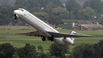 YR-OTH - Jet Tran Air McDonnell Douglas MD-83