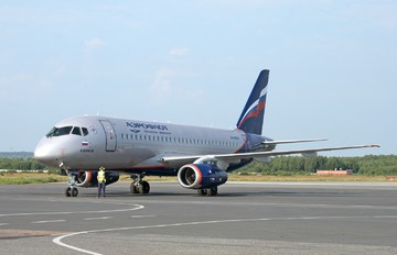 RA-89027 - Aeroflot Sukhoi Superjet 100