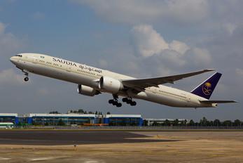 HZ-AK20 - Saudi Arabian Airlines Boeing 777-300ER