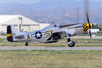 NL451TB - Private North American P-51D Mustang