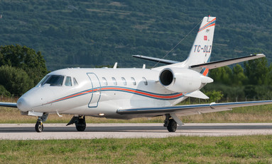 TC-DLZ - Private Cessna 560XL Citation XLS
