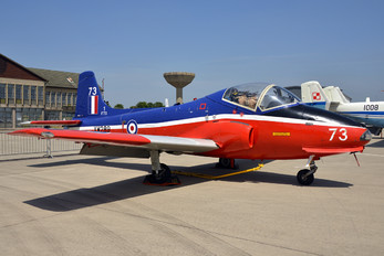 G-JPVA - Private BAC Jet Provost T.5A