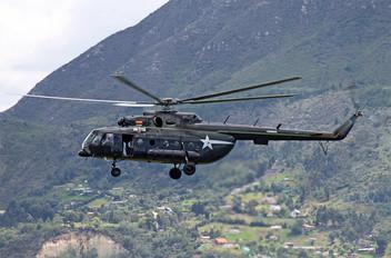 HK-3758 - Helistar Colombia Mil Mi-17