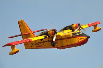 EC-HEU - INAER Canadair CL-215