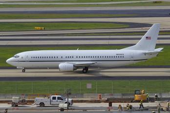 N639CS - USA - Dept. of Justice Boeing 737-400