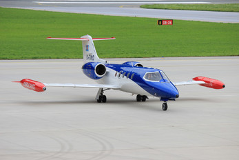 LX-TWO - Luxembourg Air Rescue Learjet 35