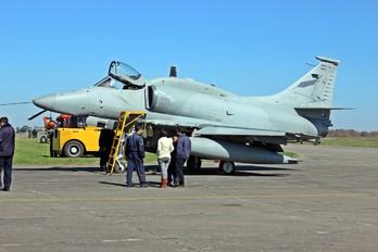 C-925 - Argentina - Air Force McDonnell Douglas A-4 Skyhawk