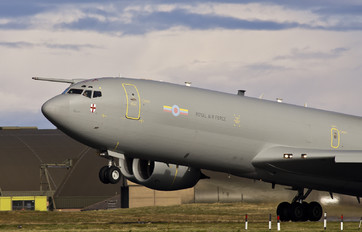 ZH104 - Royal Air Force Boeing E-3D Sentry AEW.1