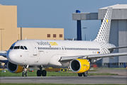 EC-JZI - Vueling Airlines Airbus A320 aircraft