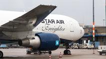 OY-SRF - Star Air Freight Boeing 767-200ER aircraft