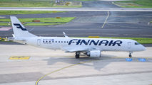 OH-LKH - Finnair Embraer ERJ-190 (190-100) aircraft