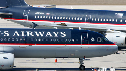 N174US - US Airways Airbus A321