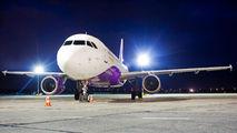 UR-CMK - YanAir Airbus A320 aircraft