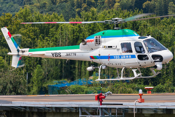 JA6778 - Nakanihon Air Service Eurocopter AS355 Ecureuil 2 / Squirrel 2