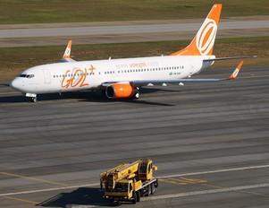 PR-VBF - GOL Transportes Aéreos  Boeing 737-800