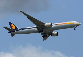 VT-JEL - Jet Airways Boeing 777-300ER