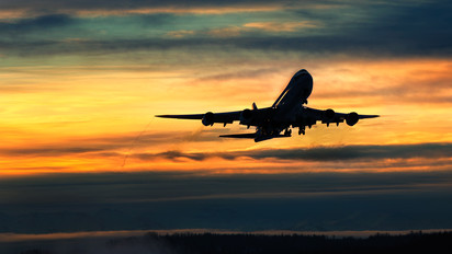 B-LJE - Cathay Pacific Cargo Boeing 747-8F