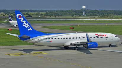 C-FYQO - CanJet Airlines Boeing 737-800