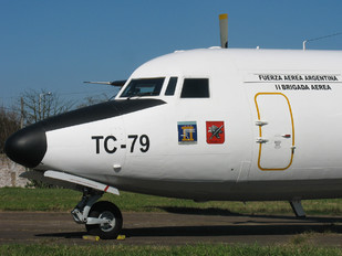 TC-79 - Argentina - Air Force Fokker F27-400 Friendship