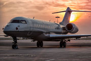 VP-BVG - Private Bombardier BD-700 Global 6000 aircraft