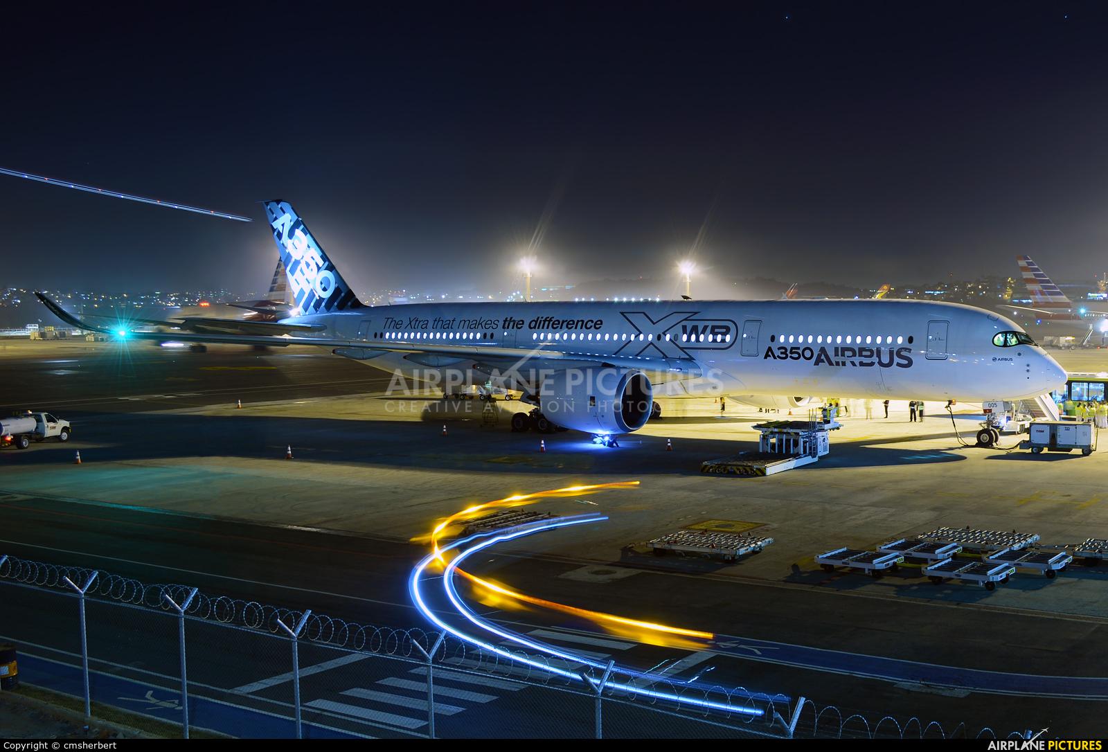 Airbus Industrie F-WWYB aircraft at São Paulo - Guarulhos