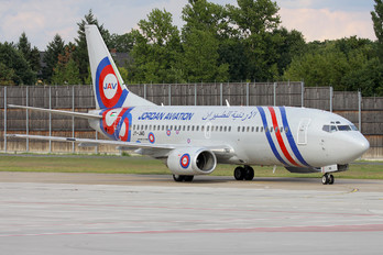 JY-JAD - Jordan Aviation Boeing 737-300
