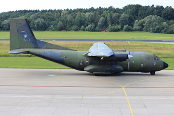 50+91 - Germany - Air Force Transall C-160D