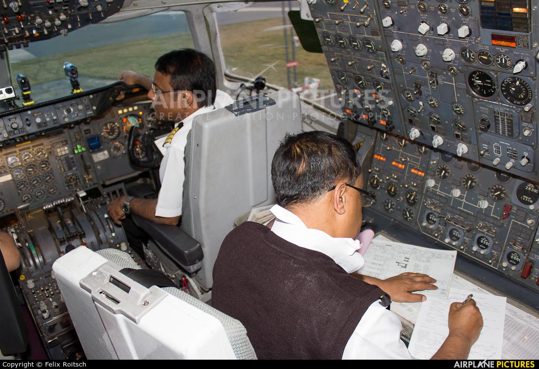 Biman Bangladesh S2-ACR aircraft at Birmingham