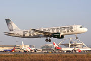 N219FR - Frontier Airlines Airbus A320 aircraft