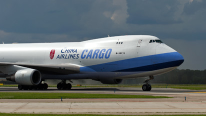 B-18711 - China Airlines Cargo Boeing 747-400F, ERF