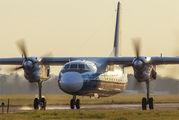 UR-BXC - Motor Sich Antonov An-24 aircraft