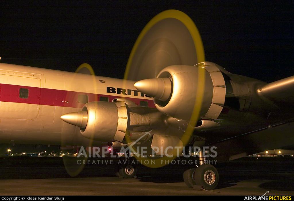Air Atlantique G-APSA aircraft at Coventry