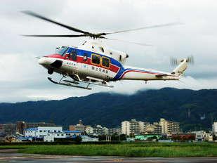JA6784 - Japan - Ministry of Land, Infrastructure and Transport Bell 412EP