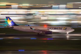 JA330B - Skymark Airlines Airbus A330-300