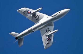 XL573 - Midair Squadron Hawker Hunter T.7