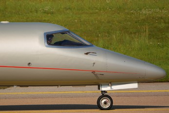 OE-GHF - Lyoness Aviation Learjet 40