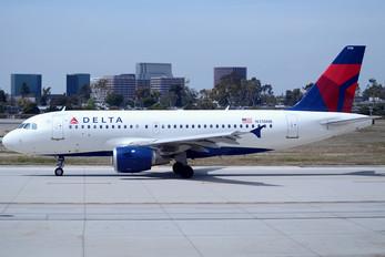 N318NB - Delta Air Lines Airbus A319