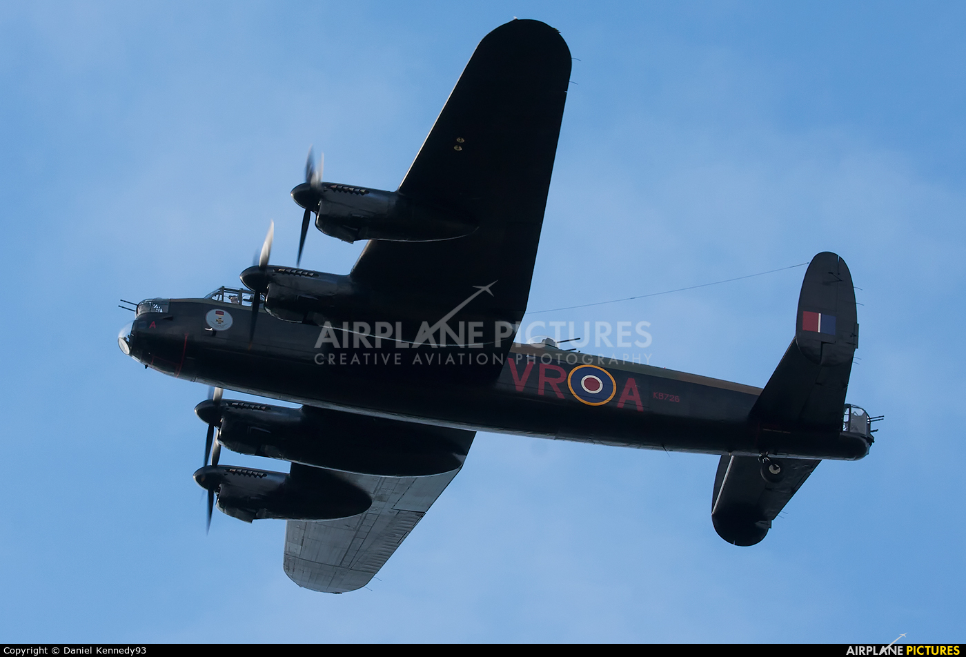 Canadian Warplane Heritage C-GVRA aircraft at Coningsby