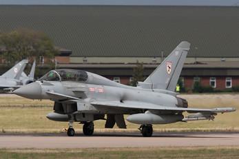 ZJ807 - Royal Air Force Eurofighter Typhoon T.3